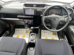 運転席周り広々室内で綺麗です 安全装備の運転席、助手席エアーバック装備してます。