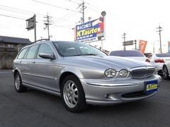ジャガー Xタイプ エステート (ワゴン) の中古車 2.0 V6 SE 広島県福山市 69.0万円