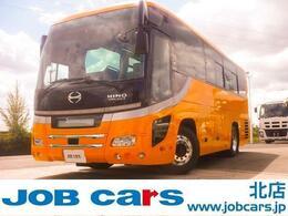 日野自動車 セレガ 観光バス 29人乗 9M 中型 ハイデッカー 総輪エアサス