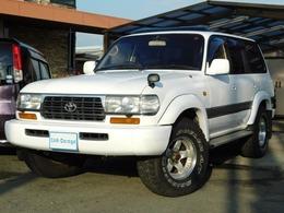 トヨタ ランドクルーザー80 4.2 VXリミテッド ディーゼルターボ 4WD オートマ車 サンルーフ 16インチアルミ