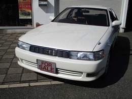 トヨタ クレスタ 2.5 スーパールーセント 1オーナー/記録簿12枚