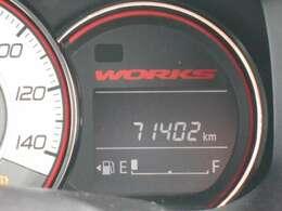 現在の走行距離は71,402kmとボチボチ走ってます!