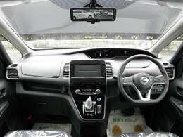 セレナは、全方位で視界が広い。気持ちがよくて、運転もしやすいです。「サポカーS ワイド」「サポカー」に該当しています。