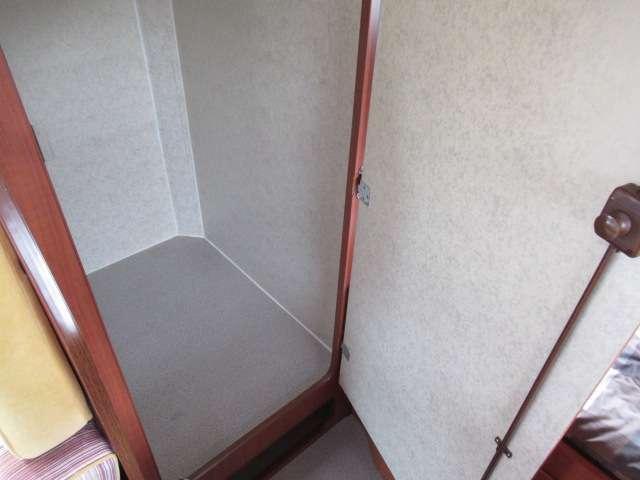 マルチルームも完備!!トイレを設置するなどオーナー様のカスタムも自由自在!