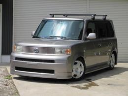 米国サイオン xB ベース 左ハンドル 車高調 レザーシート
