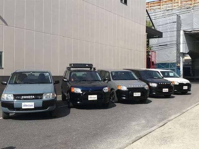 お車を色からご自身のお好みに合わせてカスタムもしていけますよ!!お気軽にご相談してください♪