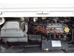 EN07Vエンジンは機関共に良好です。