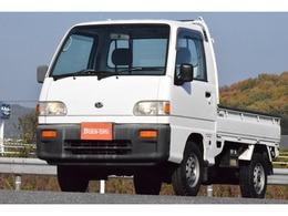 スバル サンバートラック 660 STD スペシャルII 三方開 4WD