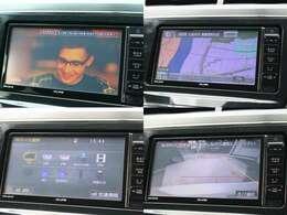 メモリーナビ/Bluetooth//DVD/地デジフルセグ/Bカメラ♪ETCも付いています(^^)/
