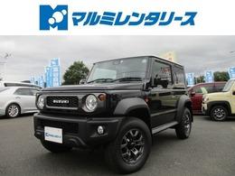 スズキ ジムニーシエラ 1.5 JC 4WD SUZUKIフロントグリル