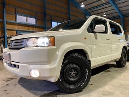 ホンダ クロスロード 2.0 20X 4WD 7人乗り ブラックSW BFグッドリッチ