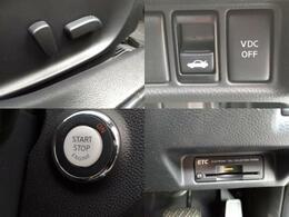 トランク開口スイッチ!ETC車載器付き!