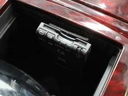 料金所もスムーズに通過、もちろん料金もリーズナブルに利用できるETC車載器を装備しています。
