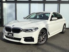 BMW 5シリーズ セダン の中古車 523d xドライブ Mスピリット ディーゼルターボ 4WD 東京都町田市 448.0万円
