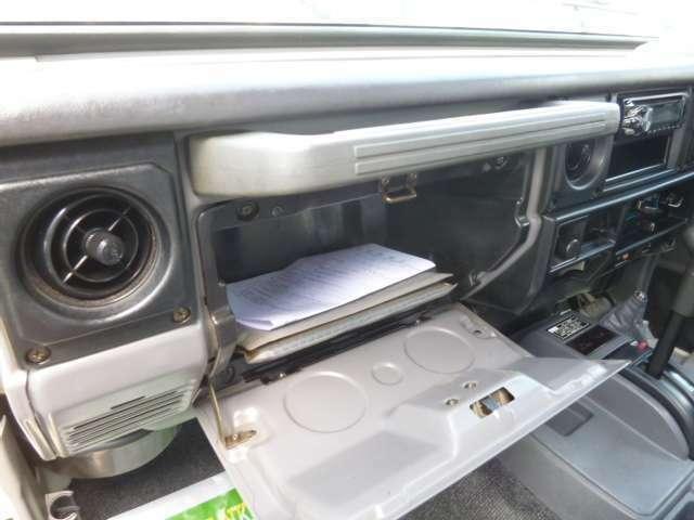 取扱説明書+保証書(整備手帳)完備!納車の際には納車点検整備の内容を記載した点検記録簿を発行いたします。