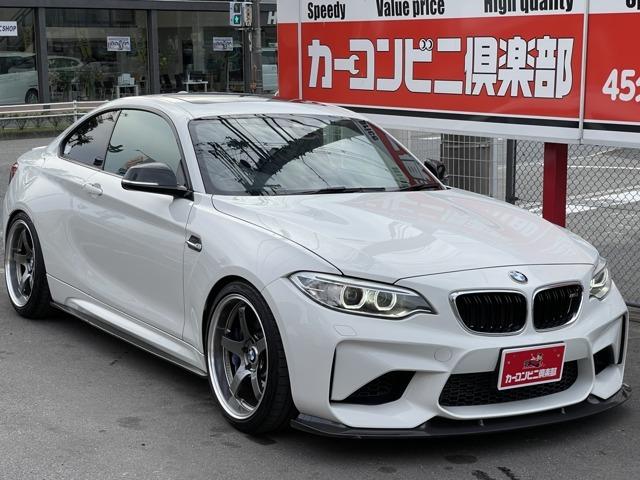 3リッター直6ターボエンジンを6速マニュアルミッションで操る!もっともコンパクトなMモデル、BMW M2クーペ!販売開始です!