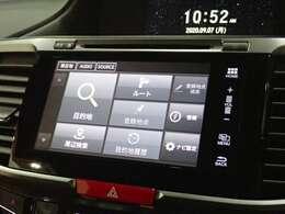 ナビゲーションももちろん装備☆多彩な機能で快適ドライブをアシスト☆