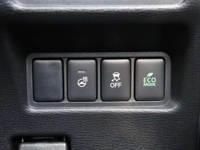 【 ステアリングヒーター 】'20/12の一部改良により採用されたステアリングヒーター!手先が冷えやすい方や寒い日のドライブでもステアリングを快適に操作することが可能です!