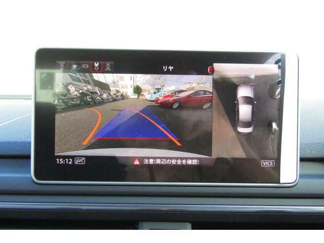 車の後方の映像を映すバックカメラは、車庫入れやバック駐車をする際に後方視野をカバーするアイテムです!