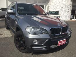 BMW X5 3.0si 4WD 4WD/クルコン/スマートキー/革シート