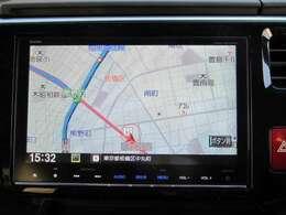 9インチプレミアムインターナビシステムになります!リアカメラやフルセグTVも装備!リンクアップフリー付きなので渋滞状況や天候状況を画面で表示してくれます♪
