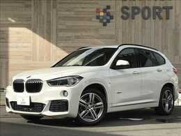 BMW X1 sドライブ 18i Mスポーツ インテリセーフ 純正HDDナビTV Bカメ