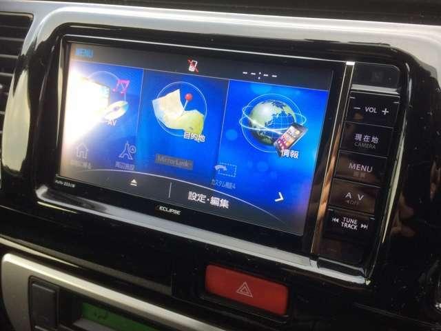 社外SDナビ!フルセグ視聴可能!車輌買取も行なっております。商用車から普通車どのようなお車でも買い取ります!査定無料ですのでお気軽にお申し付けくださいませ♪