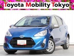 トヨタ アクア 1.5 S 車検整備付 SDナビ キーレス ETC