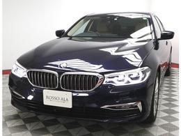 BMW 5シリーズ 523d ラグジュアリー ディーゼルターボ ワンオーナー ACC 360度カメラ ナビTV