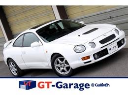 トヨタ セリカ 2.0 GT-FOUR 4WD 車両オリジナル サンルーフ 水冷式I/C