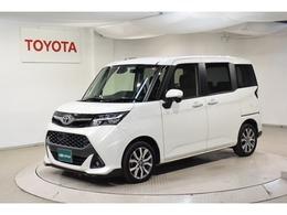 トヨタ タンク 1.0 カスタム G-T シートヒーター・Bluetooth