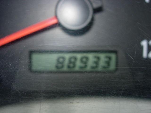 8.8万キロ まだまだ現役です