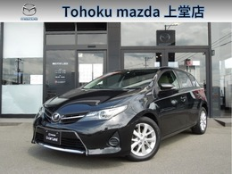 トヨタ オーリス 1.5 150X ETC・バックカメラ