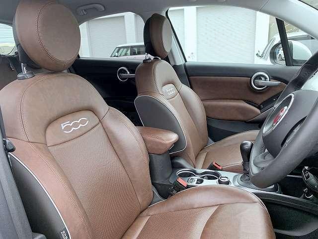 ◆ブラウンレザーシート/前席シートヒーター/全車オゾン消臭&脱臭&除菌施工済み/車内快適ドライブをお約束します◆