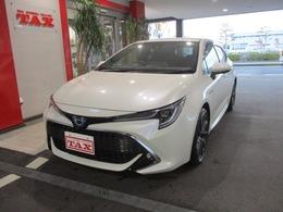 トヨタ カローラスポーツ 1.8 ハイブリッド G Z SDナビ フルセグ セーフティセンス LED