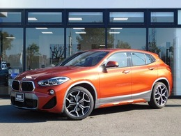BMW X2 sドライブ18i MスポーツX DCT ACC パークアシスト HUD シートヒーター