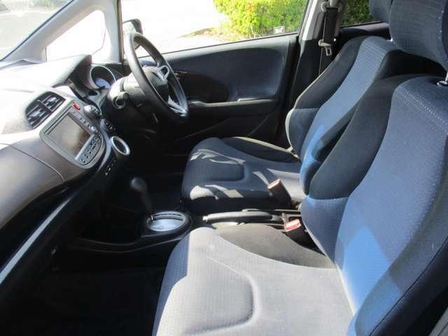 運転席広々空間♪