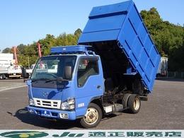 マツダ タイタン マツダ タイタン 4.8 高床 ディーゼル 4WD 深ダンプ 8.2立米 土砂禁最大積載2トン