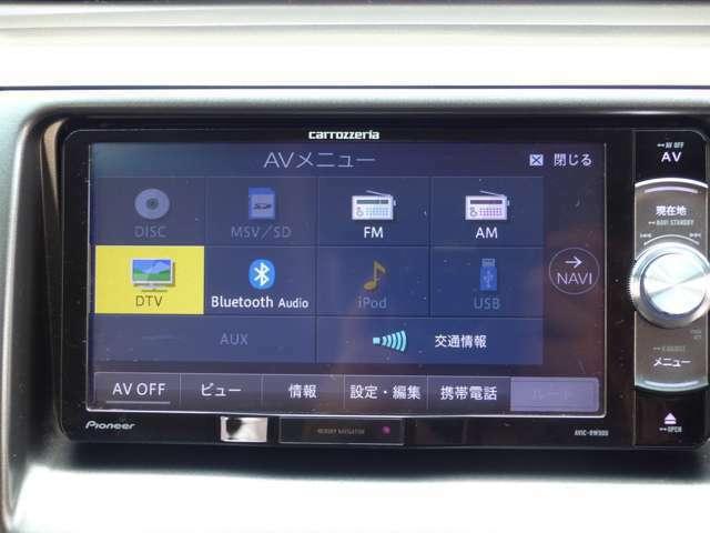 DVD再生、Bluetooth機能搭載!