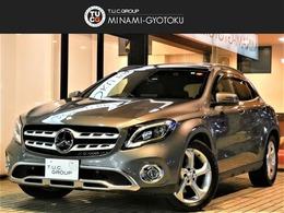 メルセデス・ベンツ GLAクラス GLA220 4マチック 4WD 後期 Pスタ-ト黒革 パノラマSR 2年保証付