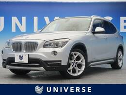 BMW X1 sドライブ 20i xライン 純正ナビ Bカメラ パーキングサポートP