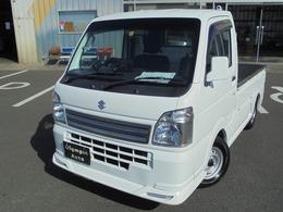 スズキ キャリイ 660 KCスペシャル 3方開 4WD フルエアロ ドライブレコーダーLEDライト