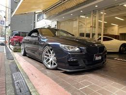 BMW 6シリーズカブリオレ 640i Mスポーツパッケージ カーボン