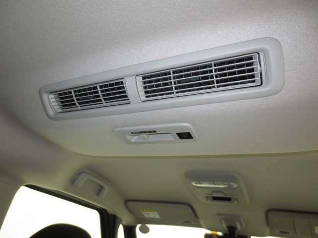 室内空調サーキュレーター装備しています。