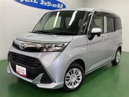 トヨタ タンク 1.0 X S ナビ スマートキー付