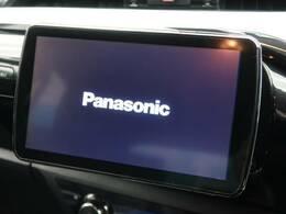 パナソニックフローディングナビ付き!地デジTV機能も有り。