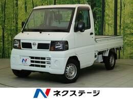 日産 クリッパートラック 660 DX 4WD 4WD 純正オーディオ