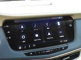 AppleCarPlay、AndroidAuto対応でお手持ちのスマートホンをつないで頂く事でマップ、通話の他、BOSEのサウンドシステムを通して高音質な音楽などもお楽しみ頂けます!