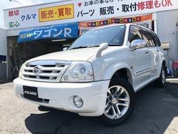 スズキ グランドエスクード 2.7 4WD ナビ ドラレコ付 5AT