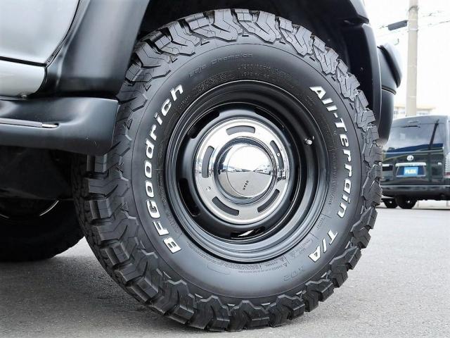 新品BFGATタイヤ&DEANクロスカントリー